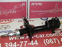 Амортизатор газовый передний (шток 14мм) Geely MK/ MK-Cross Excel-G KYB