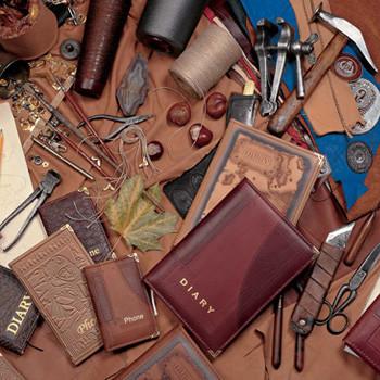 Изделия ручной работы из натуральной кожи, преимущества и секреты 609d24b2883