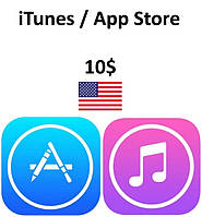ITunes App Store Gift Card 10 USD