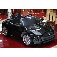 Детский электромобиль Jaguar MD EVA 6810 black крашеный