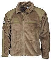 Флисовая куртка MFH GEN III Coyote 03851R