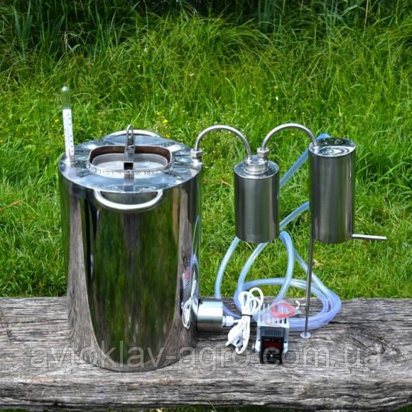 Самогонный аппарат газовый купить где купить коптильни горячего копчения