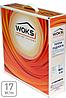 Двухжильный нагревательный кабель Woks 17, 1500 Вт, площадь обогрева 7,7 — 11,2 м² - Фото