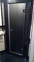 Стеклянные двери в душ: изготовление, установка