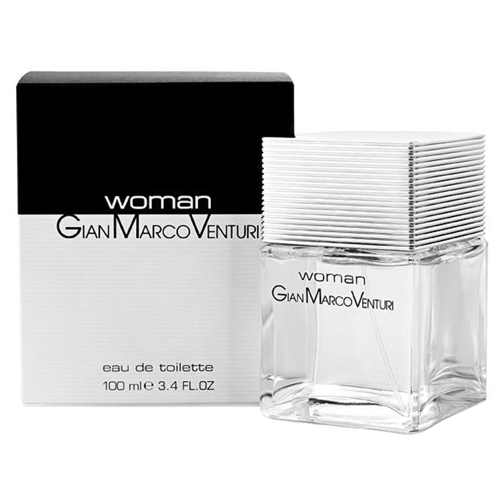 Gian Marco Venturi  Woman   100ml  (tester) женская туалетная вода  (оригинал)