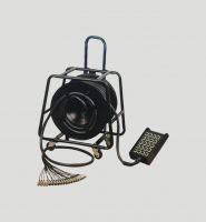 Мультикор с катушкой Kaifat MLD409-30M, 24 каналов XLR, 4 возврата XLR, длина 30м