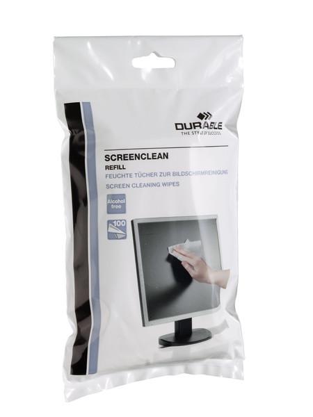 Змінні серветки д/антистат. очищення екранів (уп.100шт.)5737 02