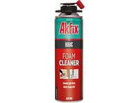 Смывка для пены AKFIX Foam Cleaner 500 мл.