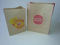 Пакеты крафт средний, фото 1