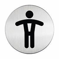 """Пиктограма """"Чоловічий туалет"""" 4905 23"""