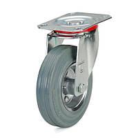 Колеса с поворотным кронштейном и площадкой (13 серия)