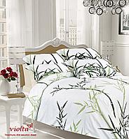 Комплект постельного белья, евро, бязь, 100% хлопок