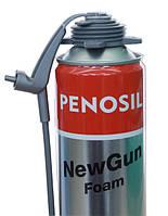 Пена монтажная универсальная  PENOSIL NewGun в комплекте с аппликатором , фото 1