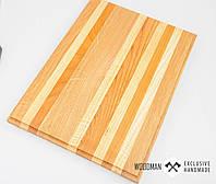 Деревянная разделочная доска, доска для сыра, примоугольная доска для нарезок, сервировочная доска