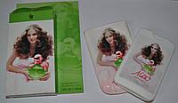 Женский мини-парфюм в изысканном чехле Nina Ricci Love by Nina 50ml