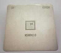 BGA трафарет Qualcomm MSM8612 MSM8212 MSM8210 MSM8610