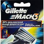 Сменные кассеты для бритья Gillette Mach 3 (2 шт.) KG1710722, фото 2