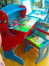 Детская парта со стульчиком J002-3464, фото 2