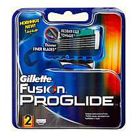 Сменные кассеты для бритья Gillette Fusion Proglide (2шт.) KG1710713