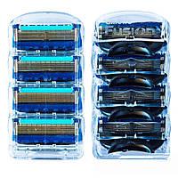 Сменные кассеты для бритья Gillette Fusion Proglide (4 шт.) без упаковки