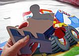 Пазлы MAXI, Забавный экскаватор, 12 элементов Castorland В-120024, фото 2