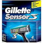 Сменные кассеты для бритья Gillette Blue 3 (4шт.) KG1710701, фото 2