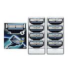 Сменные кассеты для бритья Gillette Mach3 Turbo (8 шт.) KG1710738, фото 2
