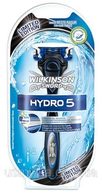 Бритвенный станок Wilkinson Sword Hydro 5 (Schick) c 1 кассетой GS1710785