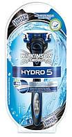 Бритвенный станок Wilkinson Sword Hydro 5 (Schick) c 1 кассетой