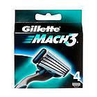 Сменные кассеты для бритья Gillette Mach Sensitive 3 (4 шт.) KG1710723, фото 4