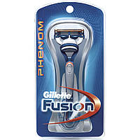 Бритвенный станок Gillette Fusion Phenom и 1 кассета