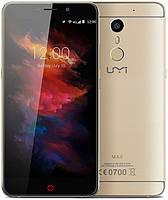 "UMI Max gold  3/16 Gb, 5.5"", MT6755, 3G, 4G"