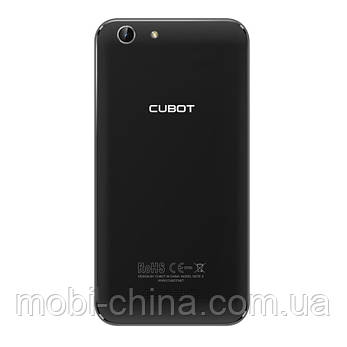 Смартфон Cubot Note S Black ' 4, фото 2
