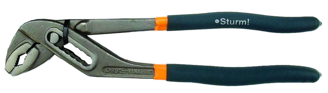 Клещи переставные 250мм Soft Hand Sturm 1020-06-250