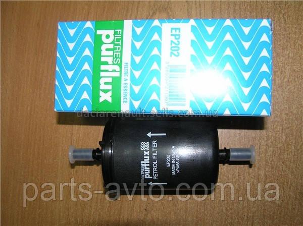 Фильтр топливный MPI Dacia / Renault Logan, MCV, Sandero. Purflux  EP210, 8200386495