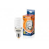 Лампа энергосберегающая Wolta дневной спираль 23Вт (115Вт) 10SFSP23E27