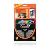 Светодиодная лента 5м Wolta LSRGB36W5