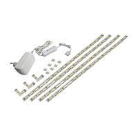 LSS16W1,2 4200K Набор светодиодных лент 120см (4х30см) Wolta 4Вт (70Вт)  дневной