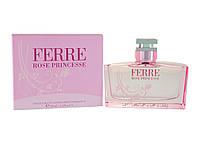 Gianfranco Ferre  Rose Princesse 100ml (tester) женская туалетная вода  (оригинал)