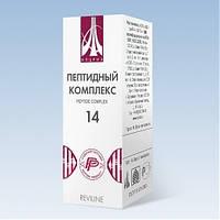 Жидкий пептидный комплекс № 14 для восстановления вен