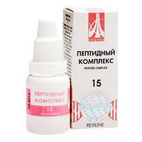 Жидкий пептидный комплекс № 15 для восстановления почек и мочевого пузыря