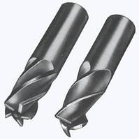 Фреза концевая твердосплавная цельная Ф 3,0 z=3 40/12 ВК8 для легких сплавов