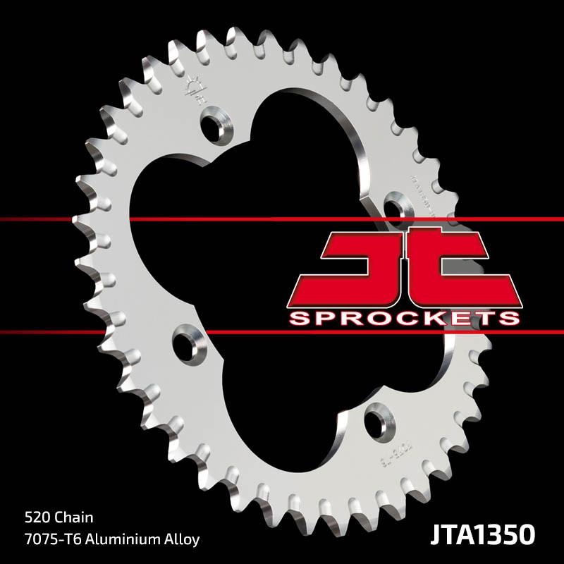 Звезда задняя легкосплавная JT JTA1350.38