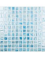 Стеклянная мозаика Vidrepur 751 COBALT BLUE BRUSH 25х25 мм