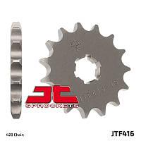 Звезда передняя JT JTF416.14