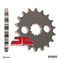 Звезда передняя JT JTF517.17