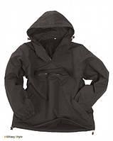 Куртка Анорак боевая с капюшоном, зимняя (Black)