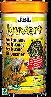 JBL Iguvert корм для игуан,ящериц и других травоядных рептилий  1000ml/420g