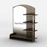 Зеркало с полками  дополнение к комоду