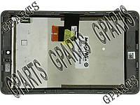 Модуль (тачскрин + экран в сборе) для планшета Asus K00Y Fonepad ME372CL, 7'', (076C3-0711), с рамко